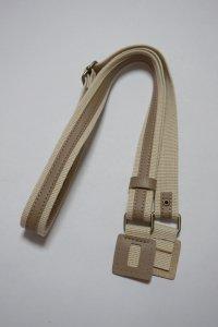 ショルダー持ち手 縫い付けタイプ オーク 1本手