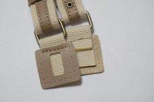 他の写真1: ショルダー持ち手 縫い付けタイプ オーク 1本手