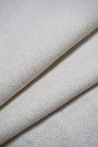 綿麻生地/亜麻色/リネン55%/コットン45%/幅広140cm/やや薄手